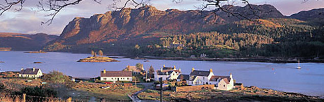 Ferienhäuser Schottland